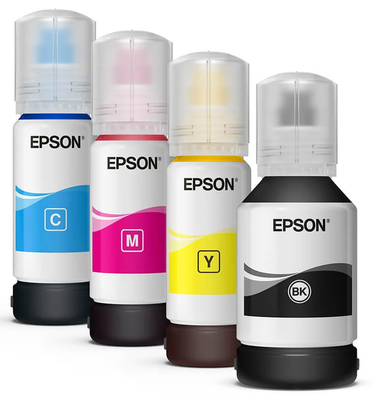 Hộp mực sử dụng cho máy in Epson L4160 Wi-Fi Duplex All-in-One