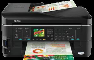 máy in Epson 960FWD
