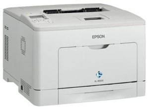 máy in Epson workforce al-m300d