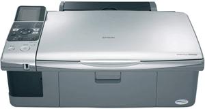 máy in phun màu Epson CX5900