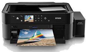 máy in Epson L850