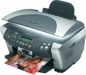 máy in phun màu Epson CX510