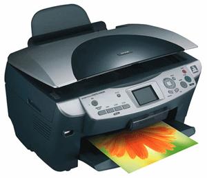 máy in phun màu epson RX630