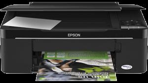 máy in phun màu Epson TX121