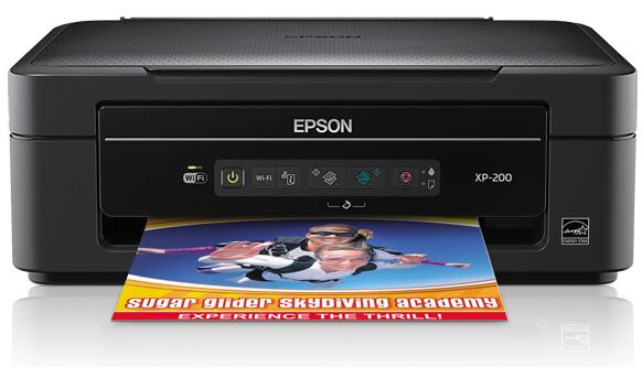 máy in Epson XP 200