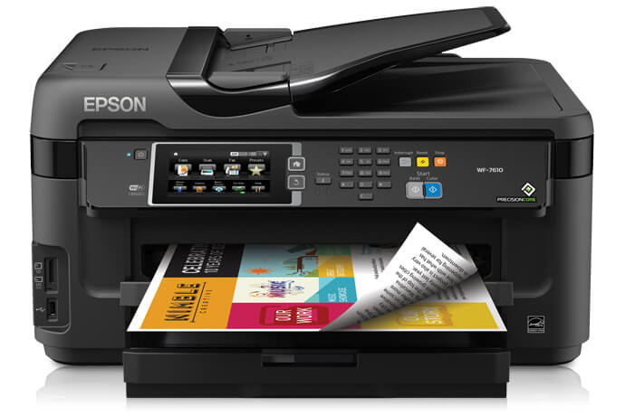 máy in phun epson workforce 7610