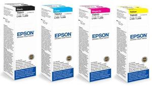 mực in Epson T6641/T6642/T6643/T6644