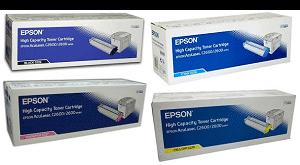 mực in Epson 2600N