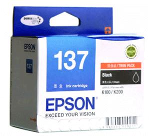 mực in Epson T137193BK