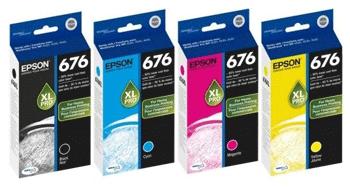 mực in Epson T676XL