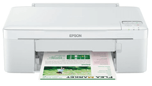 suamay in epson ME 340